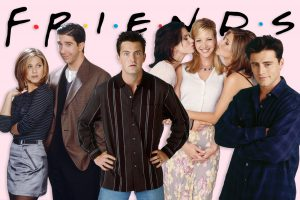 FriendsLead 300x200 - Best TV Shows To Learn English