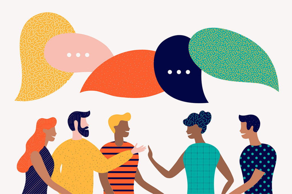 6 Tips to Rule the Art of Conversation 1024x682 1 - Simple English Sentences For Daily Use