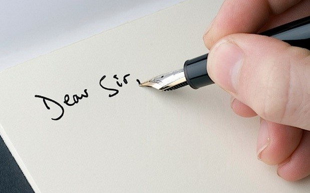 787 - How To Write A Letter In English