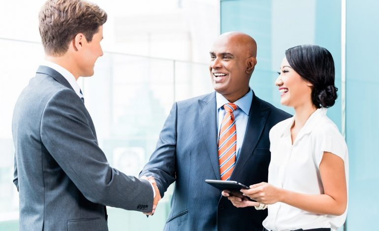 Networking business handshake xl 770x470 1 - Useful English Greetings For Daily Conversations