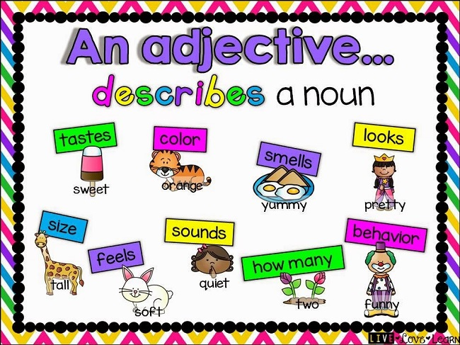 What are Adjectives 1 - What Are Adjectives And How To Arrange Them In A Sentence?