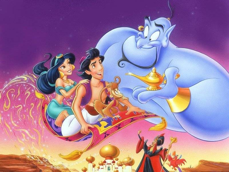 aladin aladin va cay den than 1992 440067 - The 5 Best Animated Movies That Help Improve Your English