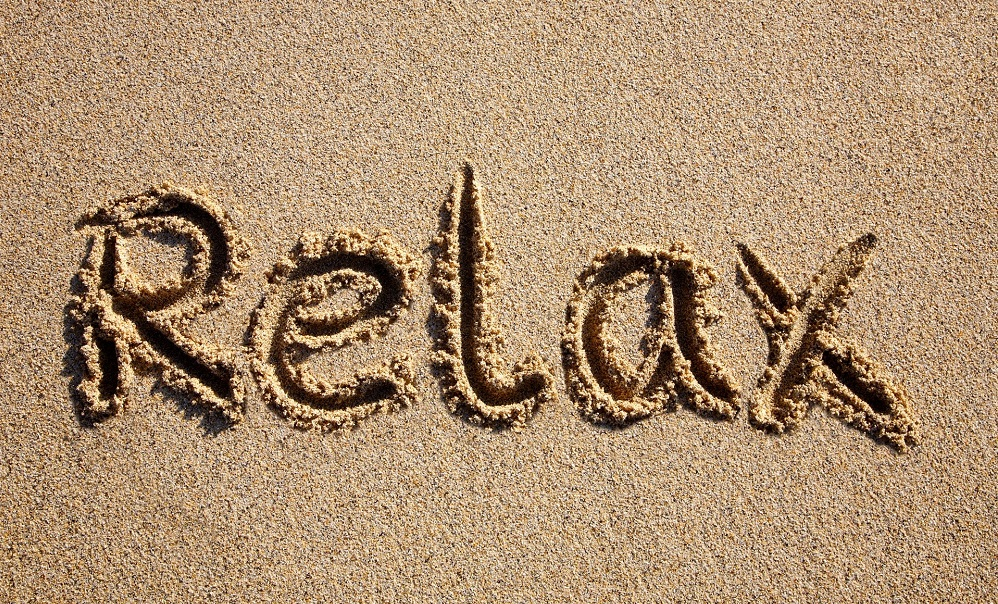relax 1 - How To Improve English Fluency