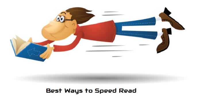 speed read - How To Improve English Reading Skills