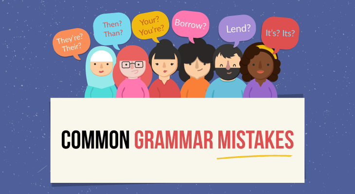 Common Grammar Mistakes Feature - 10 Most Common Grammar Mistakes English Learners Make