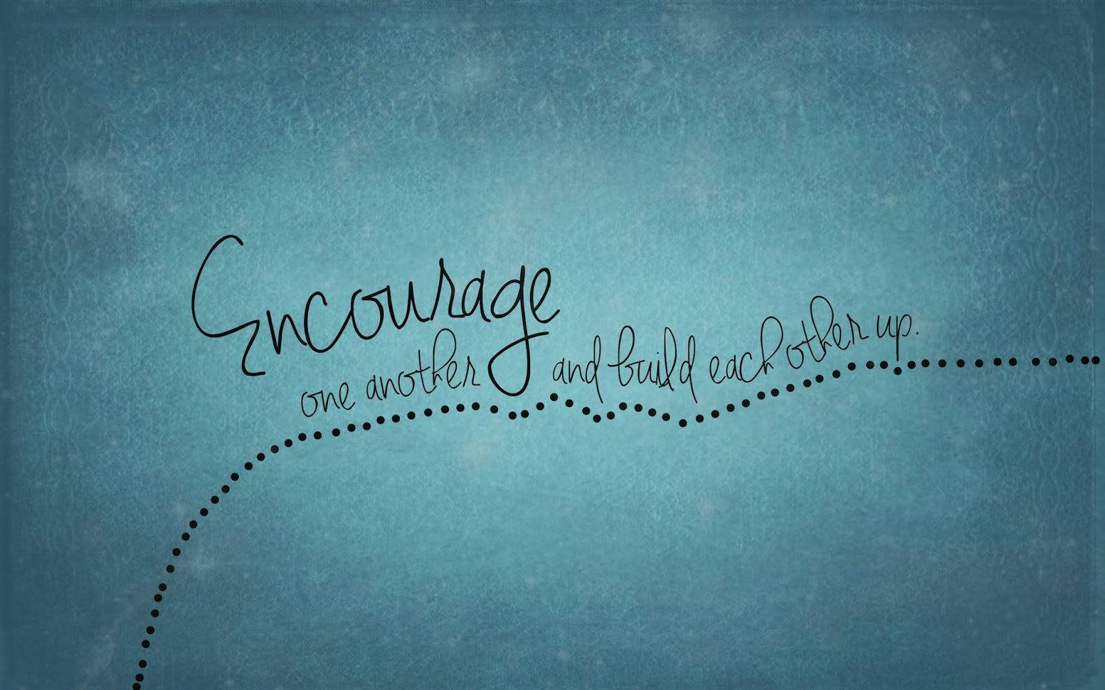 Encourage One Another - Advanced English Vocabulary - Words to INSPIRE