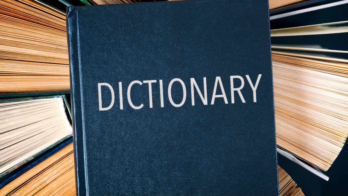 dictionary sized - How to Stop Translating in Your Head and Start Thinking in English