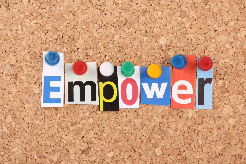 empower - Advanced English Vocabulary - Words to INSPIRE