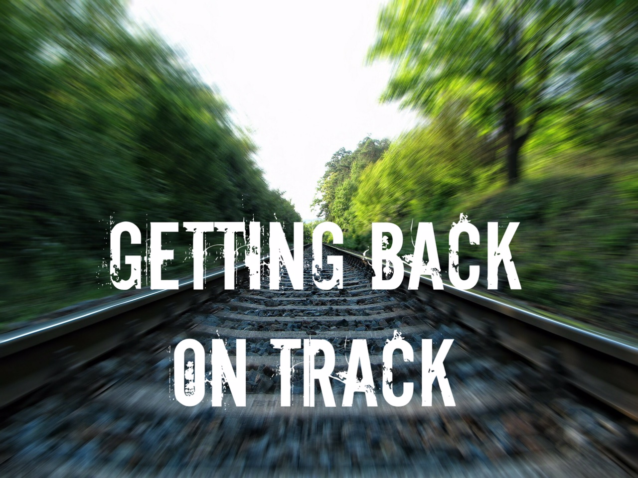 train track 3 - 10 Important Business English Expressions You Need To Know