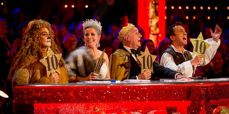 tv show anh quoc hoc tieng anh strictly dancing - 10 Best British TV Shows To Improve Your English