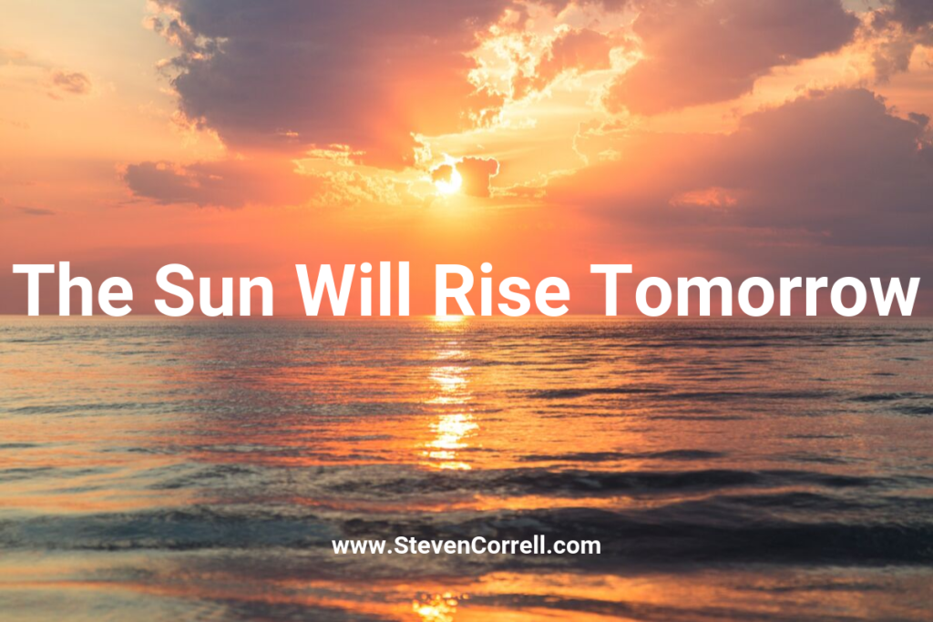 Sun Will Rise 1024x683 1 - How to use English Modal Verbs   Possibility & Probability