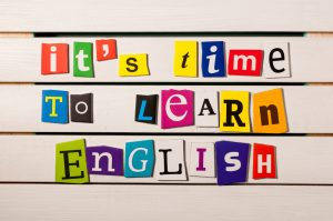 its time to learn english 300x199 - 4 Steps To Become Fluent In English