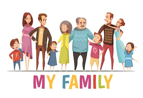 My Family - Lesson 67 - My Family