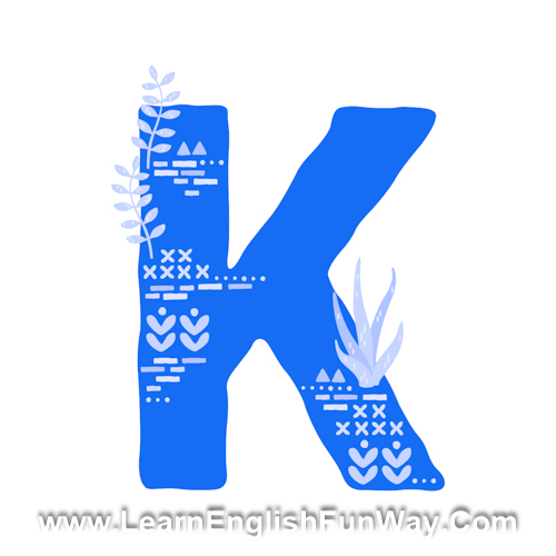 Positive Words That Start with 10 - Positive Words That Start With K