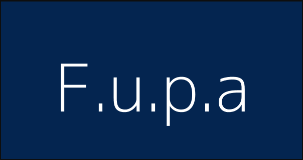 Screenshot - FUPA Meaning - What Does FUPA Mean?