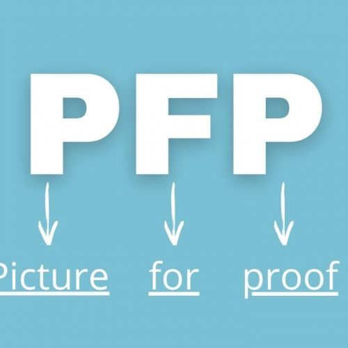 AI PFP 500x500 - PFP Meaning - What Does PFP Mean?