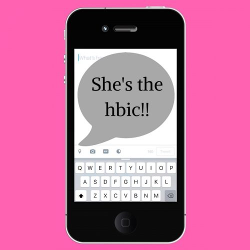 hbic 59bc5f939abed500117d7633 500x500 - HBIC Meaning - What Does HBIC Mean?
